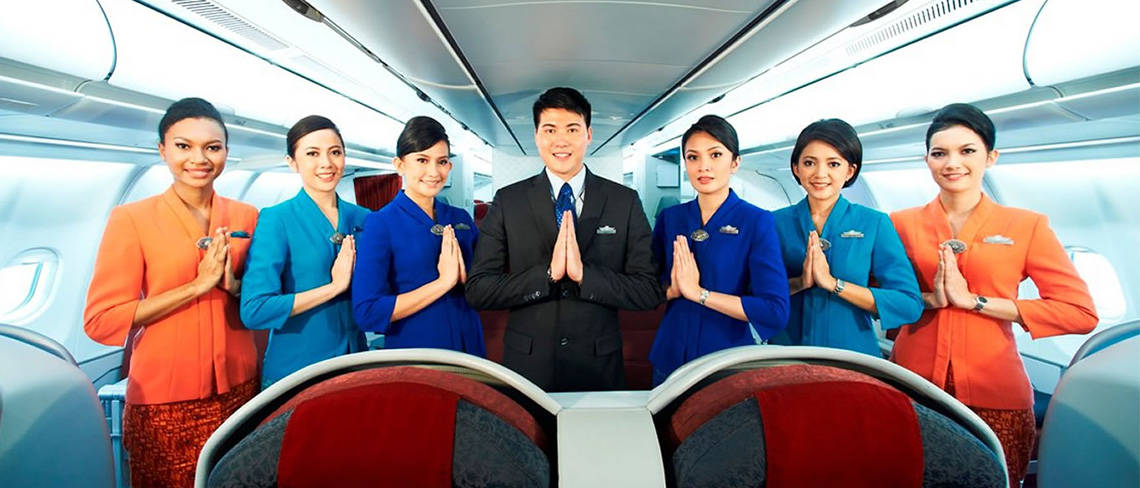 Garuda Indonesia Crew Voted the World's Best Cabin Staff - Image 3