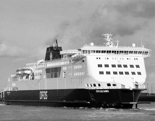 New DFDS Ferry Enters Service - image 2