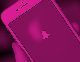 Snapchat using brands by RoosterPR image 1