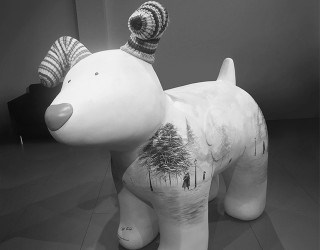 DFDS Snowdog image 2