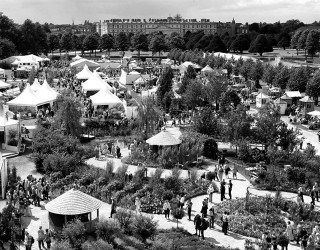Hampton Court Flower Show Garden with the Spanish Tourist Office by RoosterPR - image 2