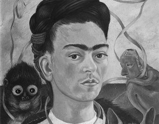Frida Kahlo at the Dali Museum by RoosterPR - image 2