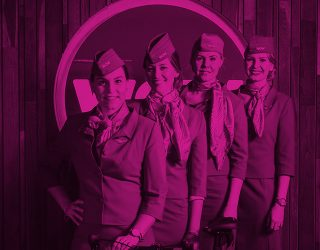 10,000th passenger with WOW air by RoosterPR - image 1