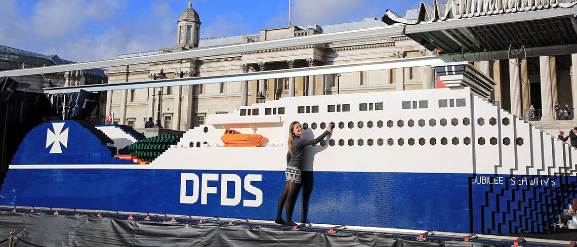 World's Largest Lego Ship by RoosterPR - image 3