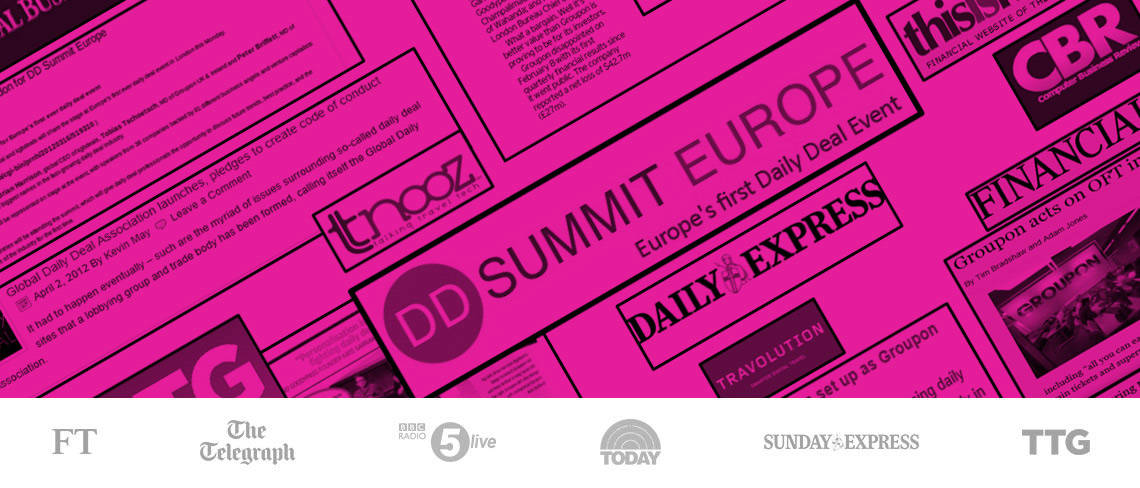 First European Daily Deal Summit - Rooster