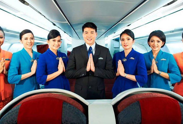 Garuda Indonesia Crew Voted the World's Best Cabin Staff 2015