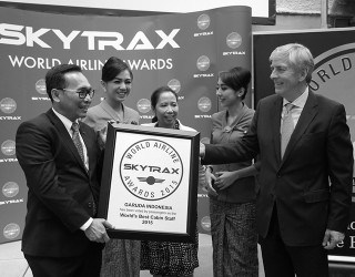 Garuda Indonesia Crew Voted the World's Best Cabin Staff - Image 2