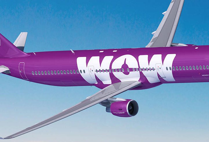 WOW air Adds Four New A321's to its Fast Growing Fleet