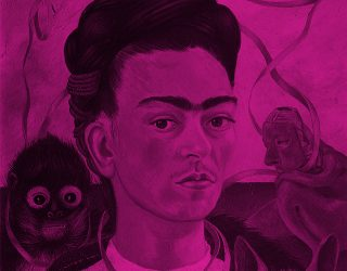 Frida Kahlo at the Dali Museum by RoosterPR - image 1