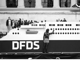 DFDS London Goes Lego Crazy by RoosterPR - image 2