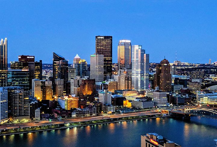 Discover Pittsburgh for Less Than £120 with WOW air!