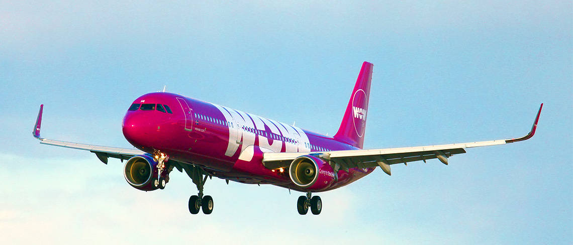 20% off travel on purple travel with WOW air by RoosterPR - image 3