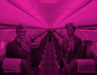 20% off travel on purple travel with WOW air by RoosterPR - image 1