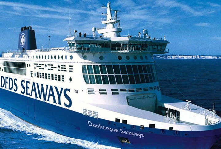 DFDS Wins World's Leading Ferry Operator at 2016 World Travel Awards