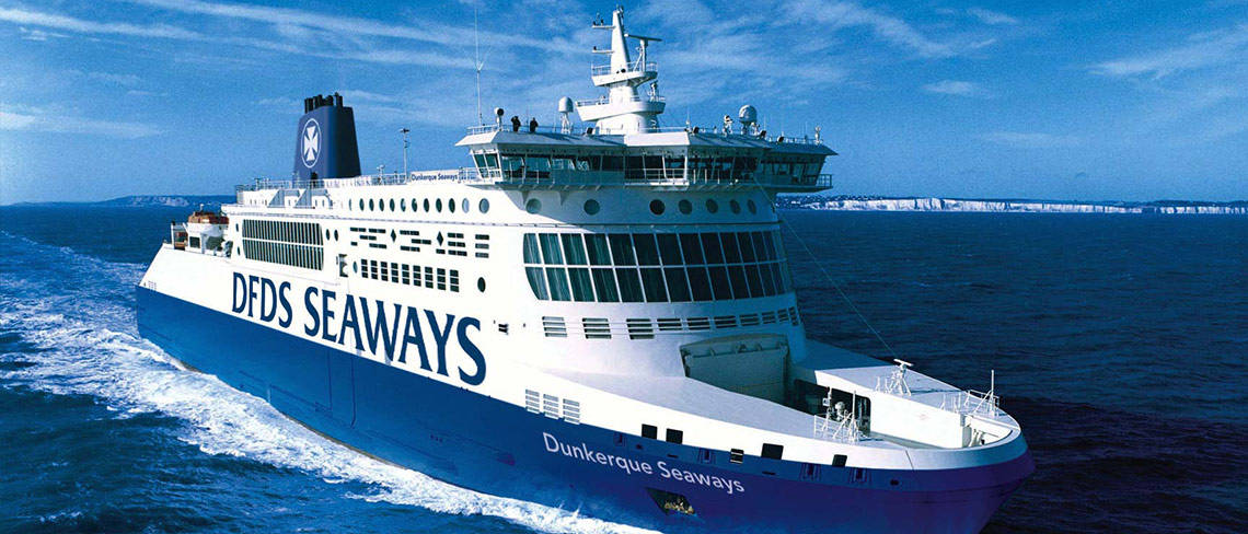 DFDS Wins World's Leading Ferry at 2016 World Travel Awards by RoosterPR - image 3