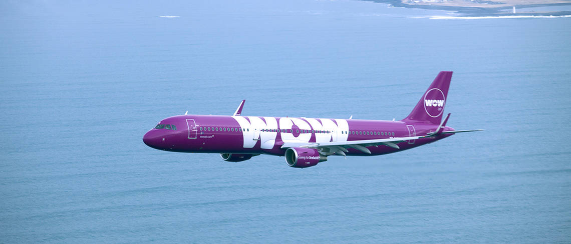WOW Air 3 Tier Seating System by RoosterPR - image 3