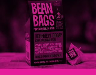 Raw Bean Launches Bean Bag by RoosterPR - image 1