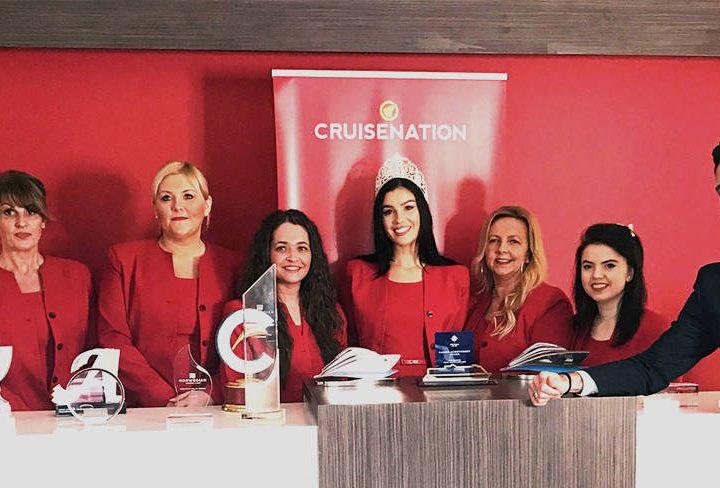 Miss Wales Visits Cruise Nation HQ Following Brand Ambassador Partnership