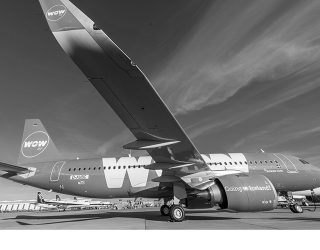 WOW Air Acquires Airbus A320NEO by RoosterPR - img 2