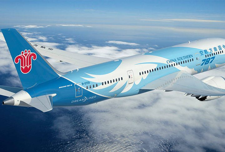 China Southern Airlines Adds to its Tropical Island Portfolio