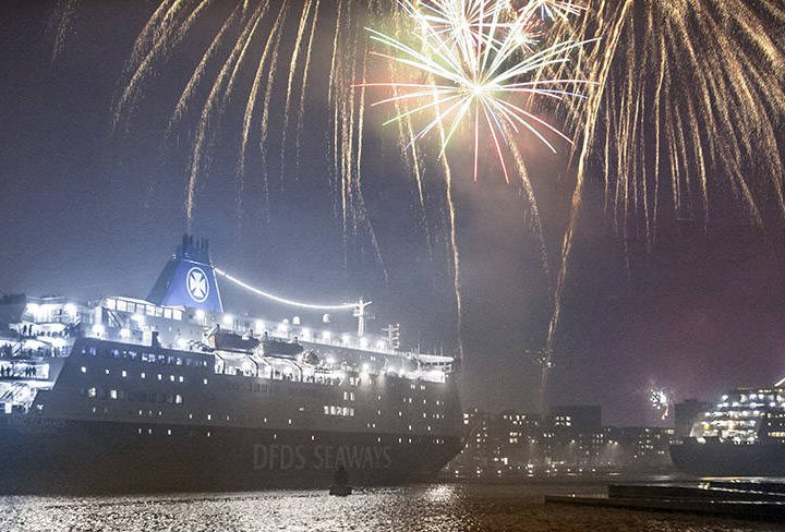 Set Sail from Newcastle to Amsterdam this New Year and Begin 2018 with Real Elegance at Sea