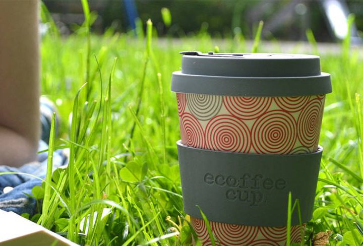 Staycationing this Summer? Ecoffee Cup: This Year's Ethical Travel Gadget