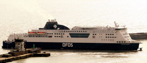 DFDS Silver at CIPR Pride Awards by RoosterPR - img 3