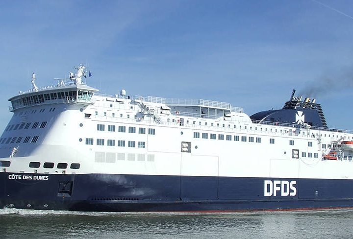 DFDS Named World's Leading Ferry Operator at the 2017 World Travel Awards
