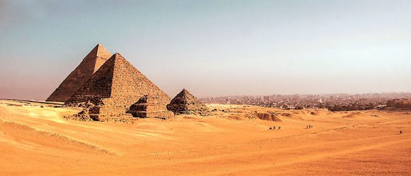 Egyptian Tourist Authority - Aida Opera Against the Giza Pyramids by RoosterPR