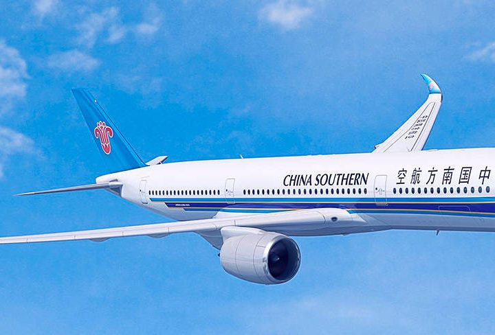 China Southern Airlines Adds New Route from UK to China