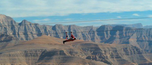 Ras Al Khaimah World Record Zipline by RoosterPR - img 3