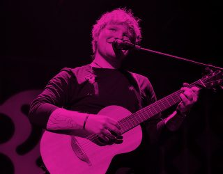 JustGiving Ed Sheeran message to Kelly Dimmock by RoosterPR - img 1