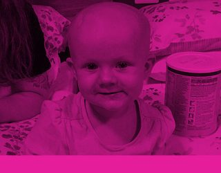 JustGiving Crowdfunding to Help Bodie McNulty With Brain Tumour by RoosterPR - img 1