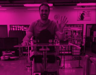 JustGiving Crowdfunding to Help Kris Aves by RoosterPR - img 1