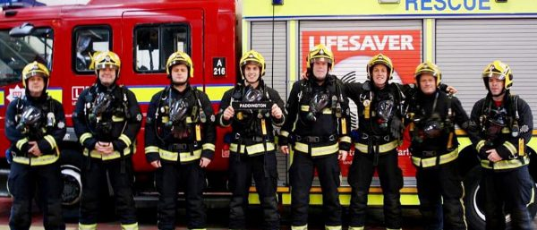 JustGiving London Firefighters to Run Marathon For Grenfell by RoosterPR - img 3