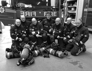 JustGiving London Firefighters to Run Marathon For Grenfell by RoosterPR - img 2