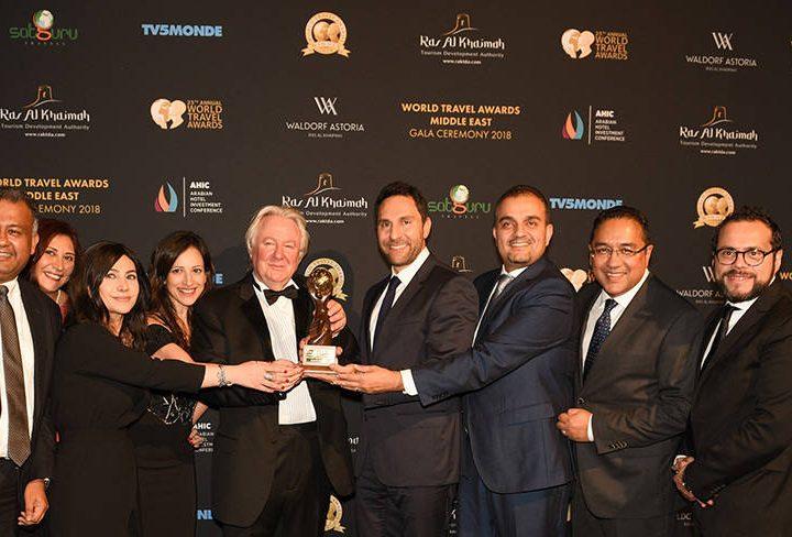 Ras Al Khaimah Recognised as the Middle East's Leading Adventure Destination