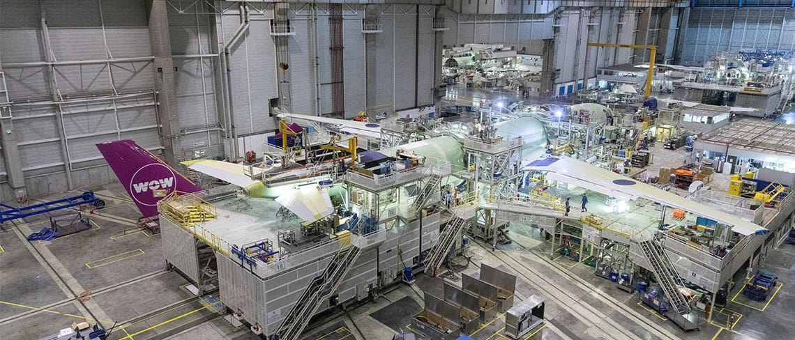 WOWair A330neo Nears Completion by RoosterPR - img 3