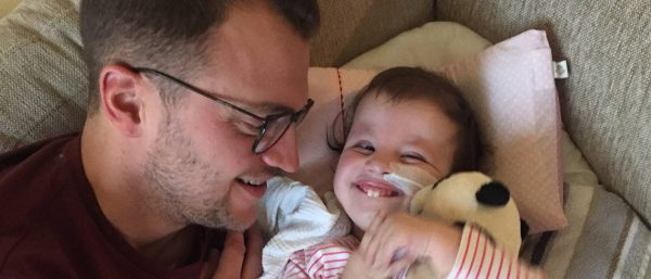JustGiving Appeal For 3 Year Old Girl Phoebe Sykes by RoosterPR - img 3