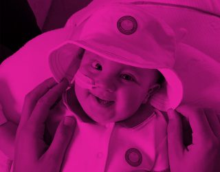 JustGiving Appeal For 3 Year Old Girl Phoebe Sykes by RoosterPR - img 1