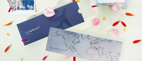 Flight Gift Card Vacation or Staycation by RoosterPR