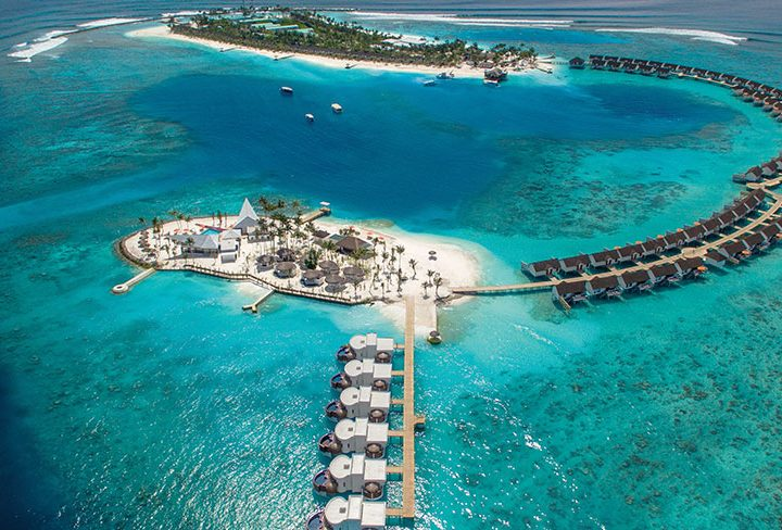 Maldives' Fastest Growing Resort Brand Surpasses 100,000 Room Nights