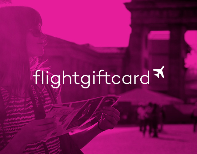 Flightgiftcard - Launching the gift of flight by RoosterPR