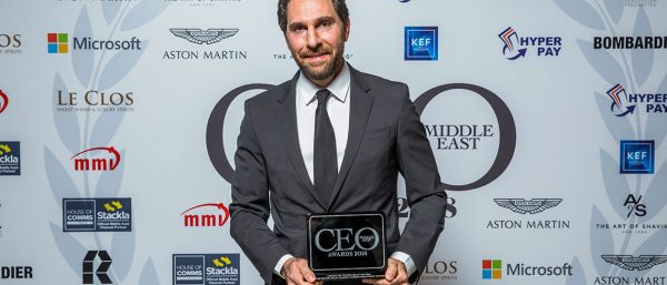 Ras Al Khaimah Haitham Mattar Named Leisure And Tourism CEO Of The Year by RoosterPR