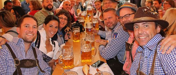 ECA Price Rise by 8% For Brits At Oktoberfest by RoosterPR
