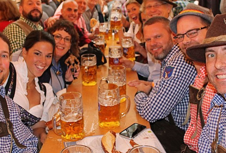 Price of Beer Rises Eight Percent in Munich for UK Visitors, But Oktoberfest Still a Bargain for Brits