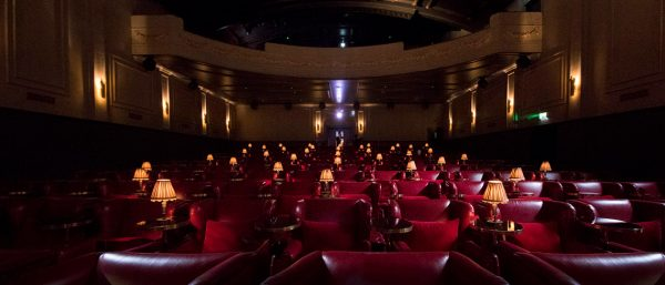 Pure Fitout Restoration of 95 Year Old Cinema by RoosterPR
