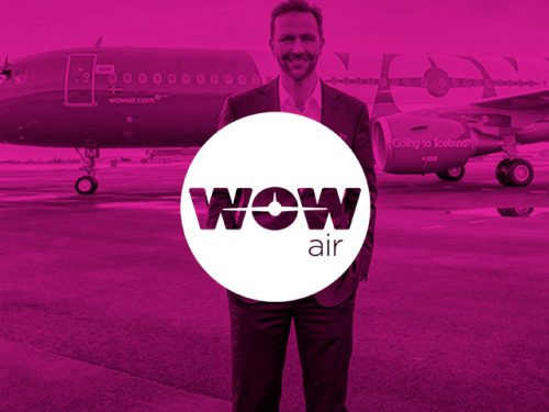 WOW air CEO Branding with the WOW Factor