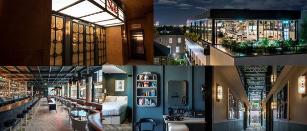 Pure Fitout Dublin's Hottest New Hotel Launches by RoosterPR