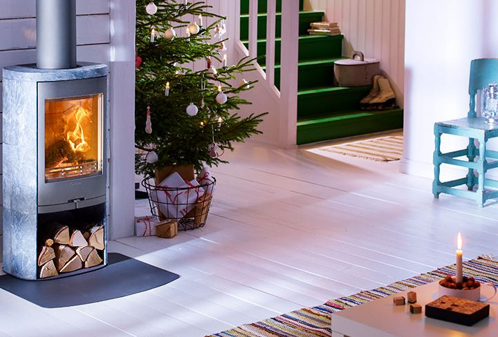 Use the Wood Burner to 'Warm' Your Home with Welcoming Aromas this Winter